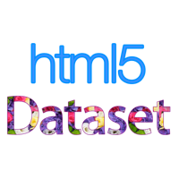 html5 dataset